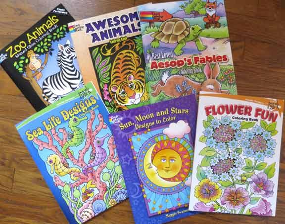 ecoloringbooks